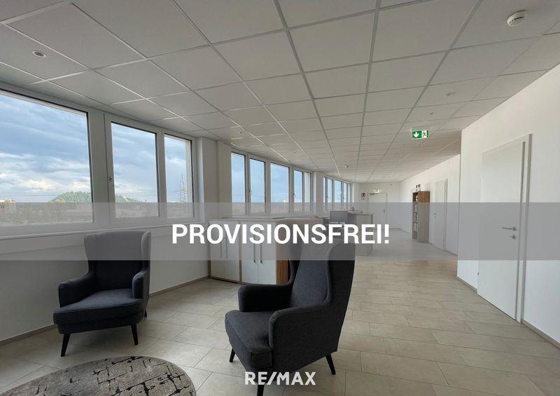 Moderne Büroflächen in der Smart City Graz