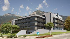 Smarte 1-Zimmer-Wohnung mit Terrasse