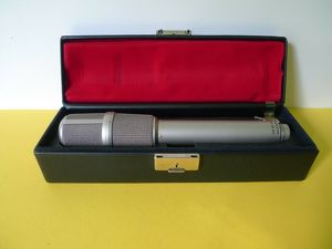 Neumann Mikrofon SM69 Fet