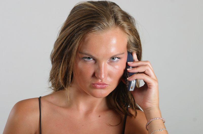 Telefonsex mit jungen Dominas