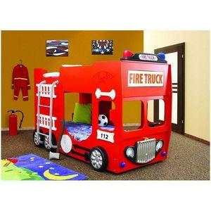 Feuerwehrbett Etagenbett NEU ins Kinderzimmer mit kostenlose Lieferung !!