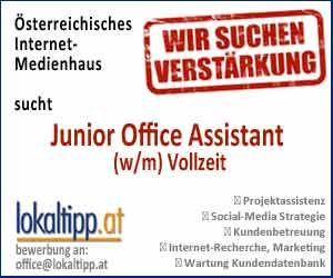 Junior Office Assistant (w/m) Vollzeit