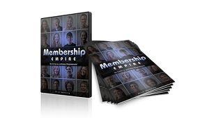 Membership Empire - kostenloser Onlinekurs zum Thema, wie Verandelt man Besucher in Kunden