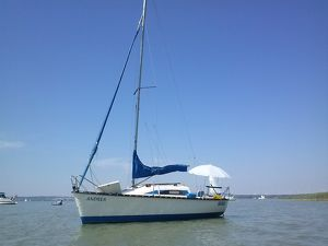 Segelboot Bavaria 606
