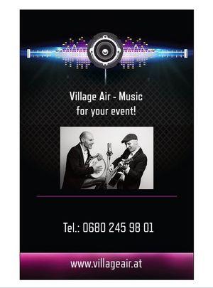 """Cover Duo """"Village Air"""" bietet Musik vom Feinsten für ihr Event!"""