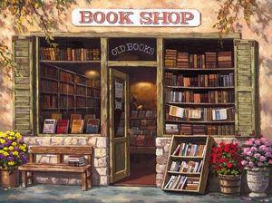Aushilfekraft für Buchladen gesucht