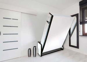 Studio Bett / Einzelbett / vertikales Klappbett / Gästebett/ Funktionsbett