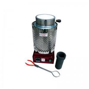 Schmelzofen (3kg) max. 1120°C  mit elektronischer Temperatur Steuerung