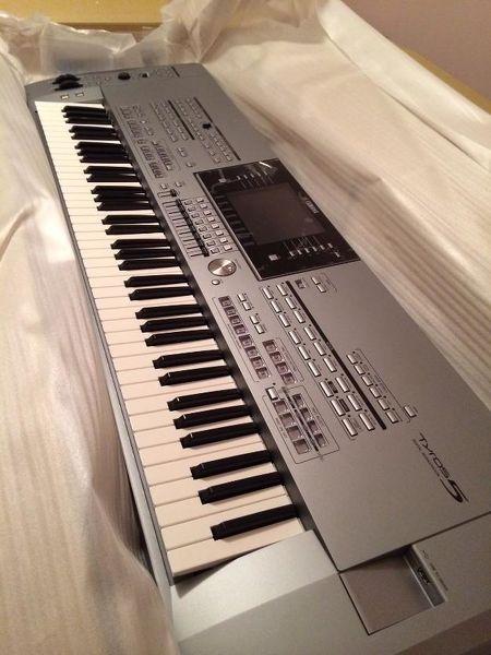Yamaha Tyros5 76 Schlüssel Arrangeur Workstation