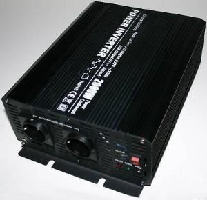 WECHSELRICHTER 2000-4000 WATT 12V 230V