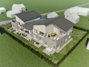 PROVISIONSFREI moderne lichtdurchflutete Neubauwohnung - Leitring