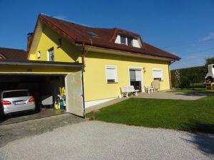 Sehr gepflegtes Einfamilienhaus Nähe St. Anna auf slowenischer Seite