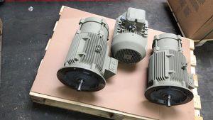 Ankauf Elektromotoren, Getriebemotoren, Antriebe, Demag Krane, Kugellager, Wasserpumpen Restposten