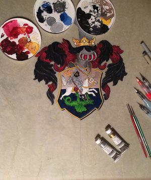 Wappenkunst - Heraldik