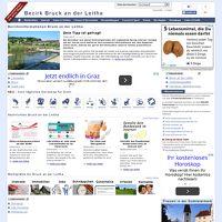 Bezirksinformationen Bruck an der Leitha