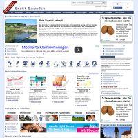 Bezirksinformationen Gmunden