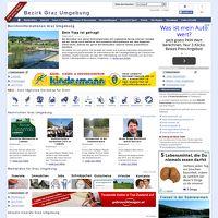 Bezirksinformationen Graz Umgebung