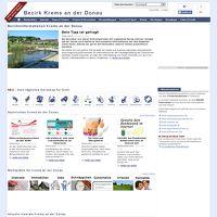 Bezirksinformationen Krems an der Donau