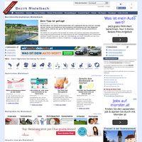 Bezirksinformationen Mistelbach