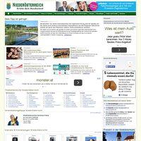 Niederösterreich erkunden, entdecken und erleben - Informationen aus dem Bundesland