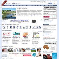 Bezirksinformationen Rohrbach