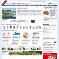 Bezirksinformationen Sankt Veit an der Glan