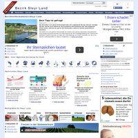 Bezirksinformationen Steyr Land