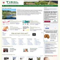 Tirol erkunden, entdecken und erleben - Informationen aus dem Bundesland