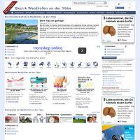 Bezirksinformationen Waidhofen an der Ybbs