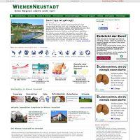 Wiener Neustadt - Eine Region stellt sich vor!