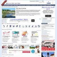 Bezirksinformationen Zell am See