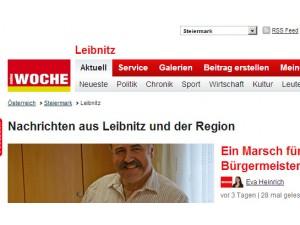 WOCHE Südweststeirer - Leibnitz