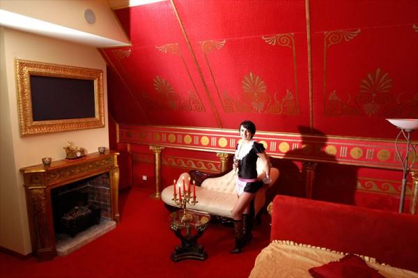 unser Imperator Zimmer