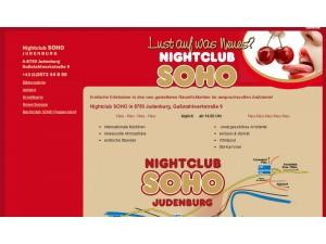 Nachtclub Soho Judenburg
