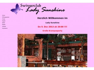 Swingerclub Lady Sunshine