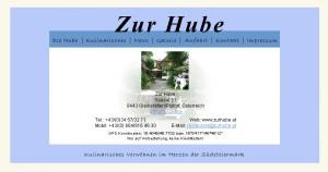 Zur Hube - Restaurant