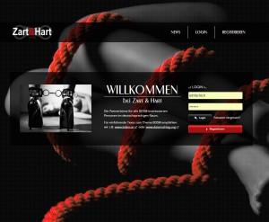 Zarthart.at - Zart&Hart - BDSM Partnerbörse für Österreich