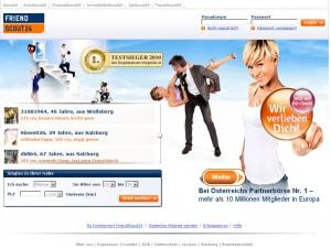 Friendscout24.at - Partnersuche und Singlebörse