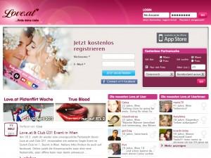Love.at - Österreichs beliebteste Online Partnersuche