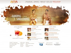 Hotel-Avivia.at - 1. Single Hotel in Europa