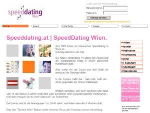 SpeedDating.at - Speeddating in Wien