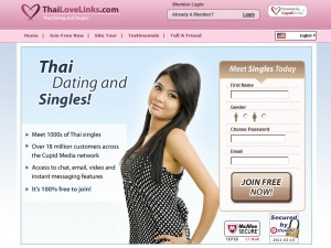 Thailovelinks.com - Thai Dating und Singles
