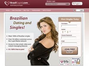 Brazilcupid.com - Brasilianische Schönhteiten auf der Suche