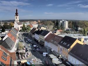 Webcam Leibnitz Hauptplatz