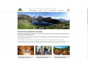Informationsbüro Altaussee - Ausseerland - Salzkammergut