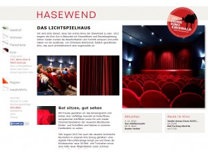 Kino Eibiswald - Lichtspielhaus