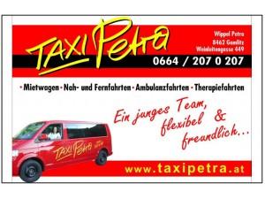 Taxi Petra