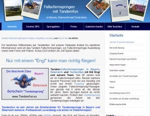 Tandemfun - Fallschirmspringen in Österreich
