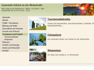Urlaubsregion Sulztal an der Weinstraße