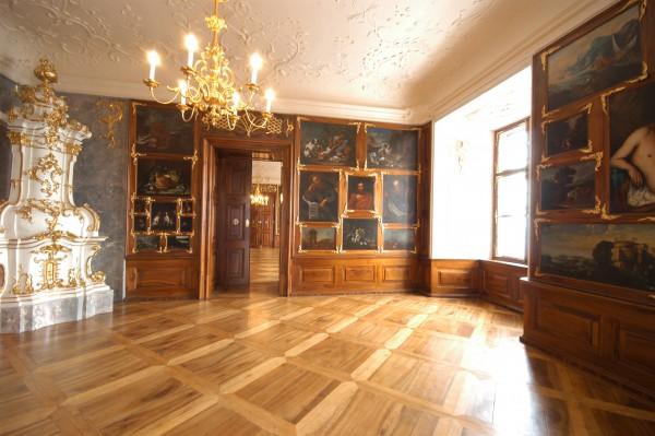Hotel SCHLOSS SEGGAU - Fürstenzimmer